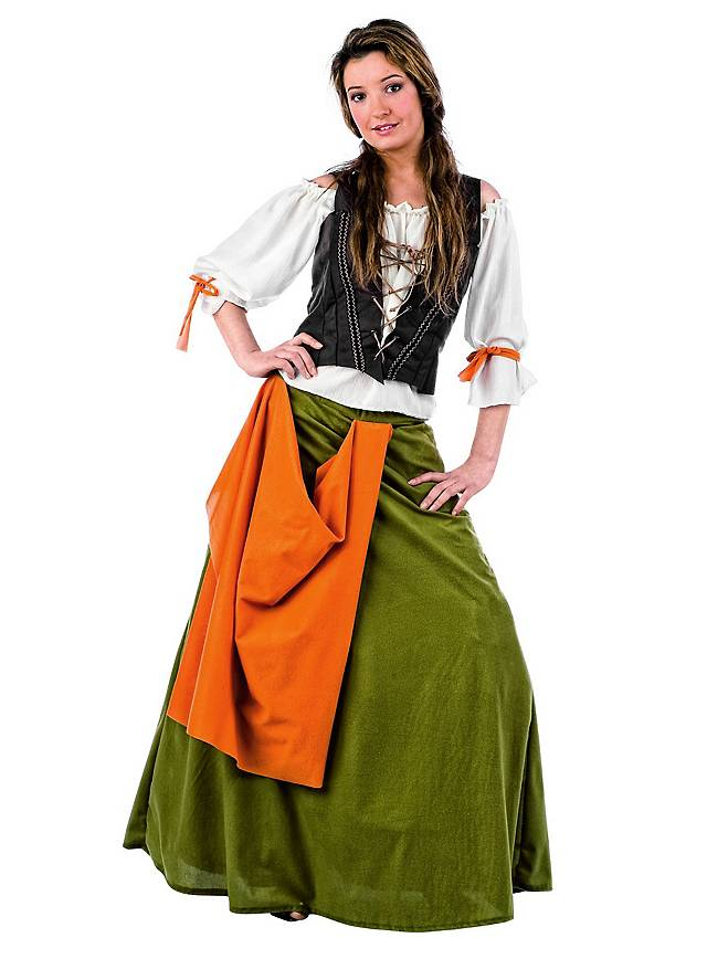 Wirtsfrau Kostüm