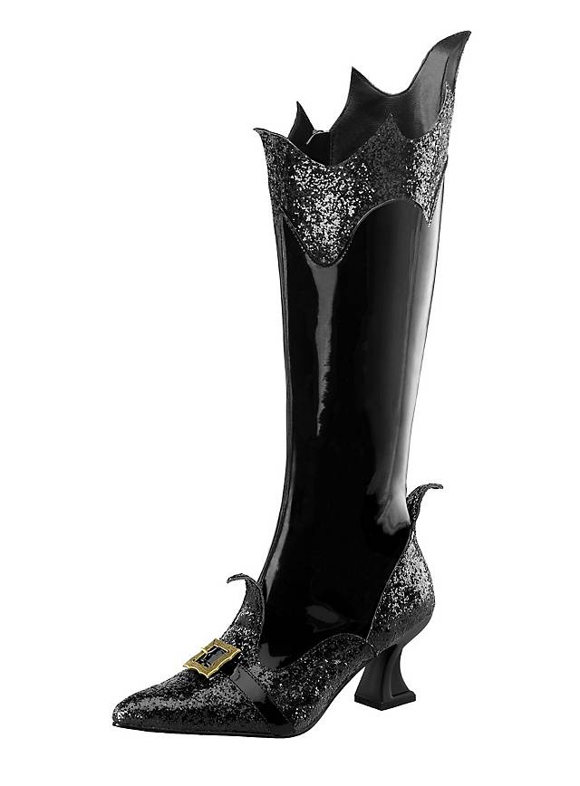 Witch Boots black