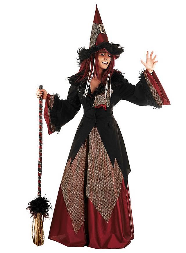 Witch Costume Salamander