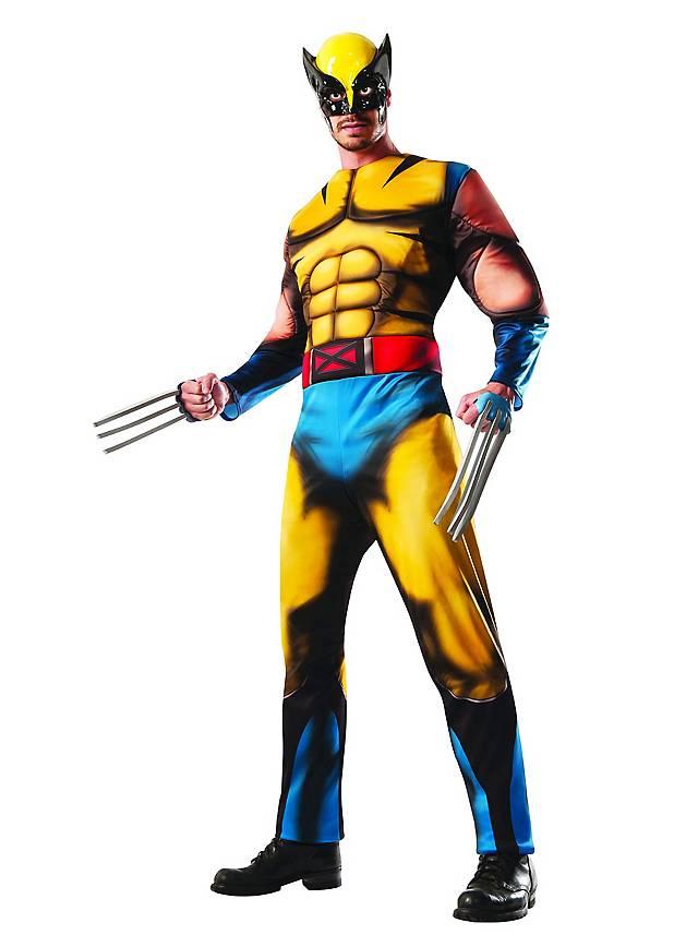 Wolverine Comic Kostüm
