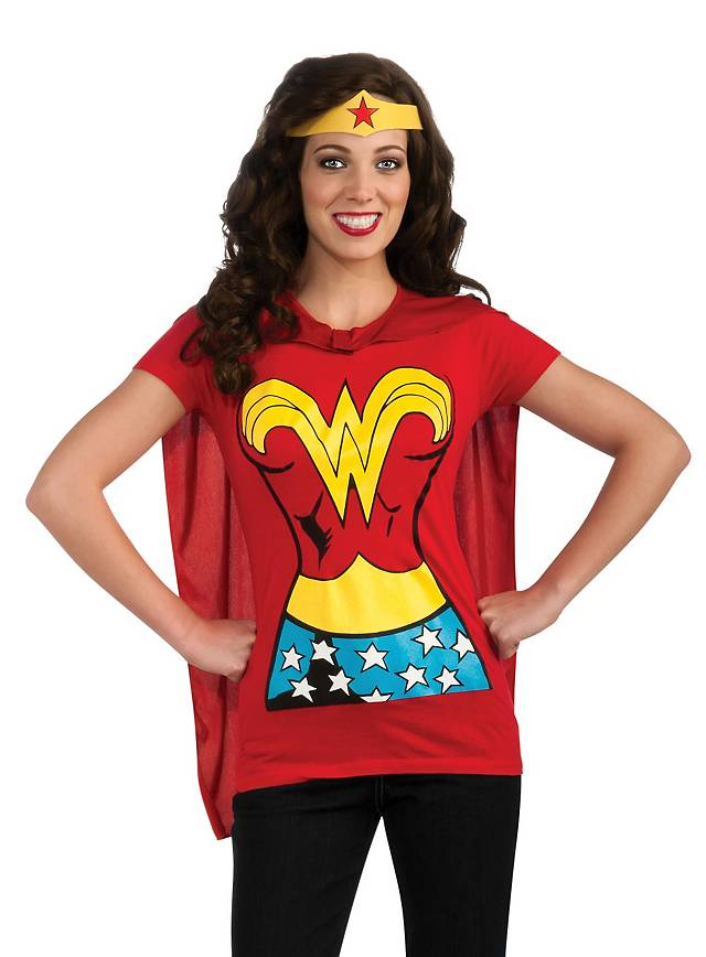 Wonder Woman Fan-Set