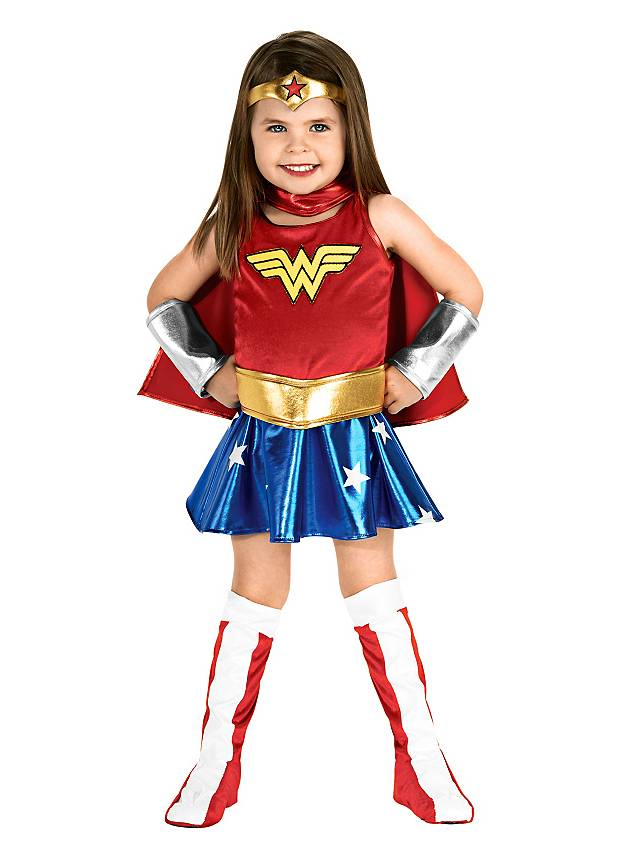 Wonder Woman costume dress, belt with overskirt, gauntlets, tiara, and Wonder Shop Best Sellers· Deals of the Day· Fast Shipping· Read Ratings & Reviews.