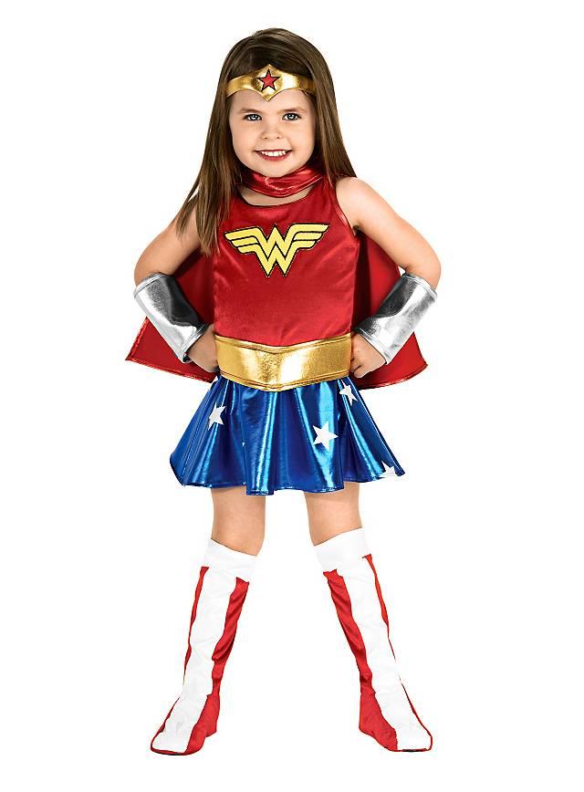 Wonder Woman  Kinderkostüm