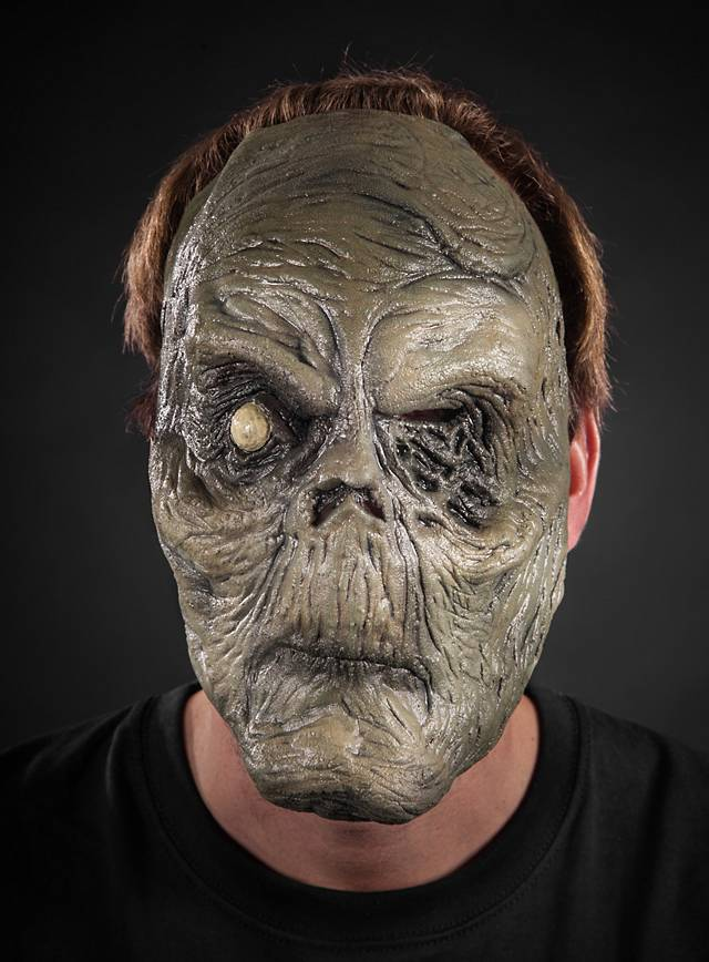 Wood Monster Latex Full Mask Maskworld Com