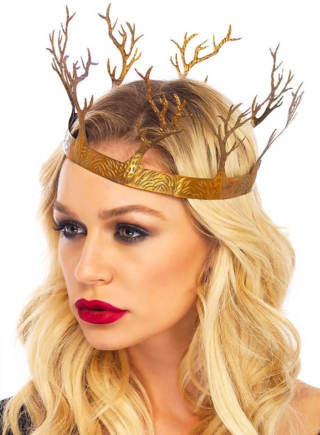 Woodland elf crown