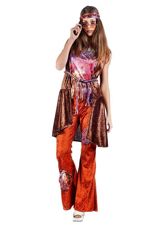 Woodstock Lady Costume