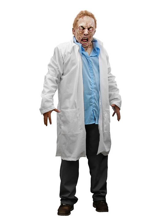 World War Z Wissenschaftler Zombie Kostüm