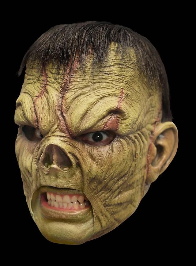 Wütendes Monster Deluxe Kinnlose Maske