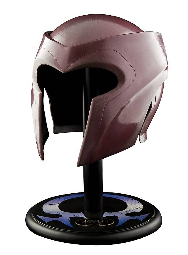 X-Men Magneto Helmet - maskworld.com