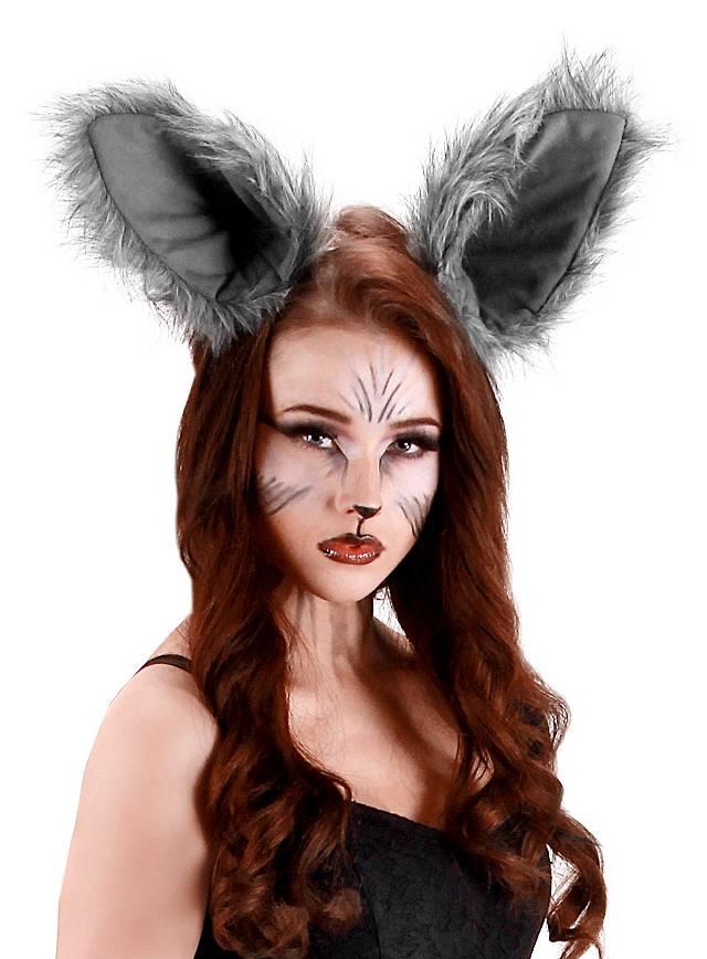Kostüm Ohren Wolf