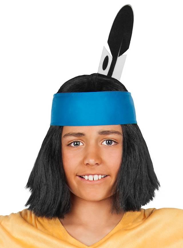 Yakari kid's wig