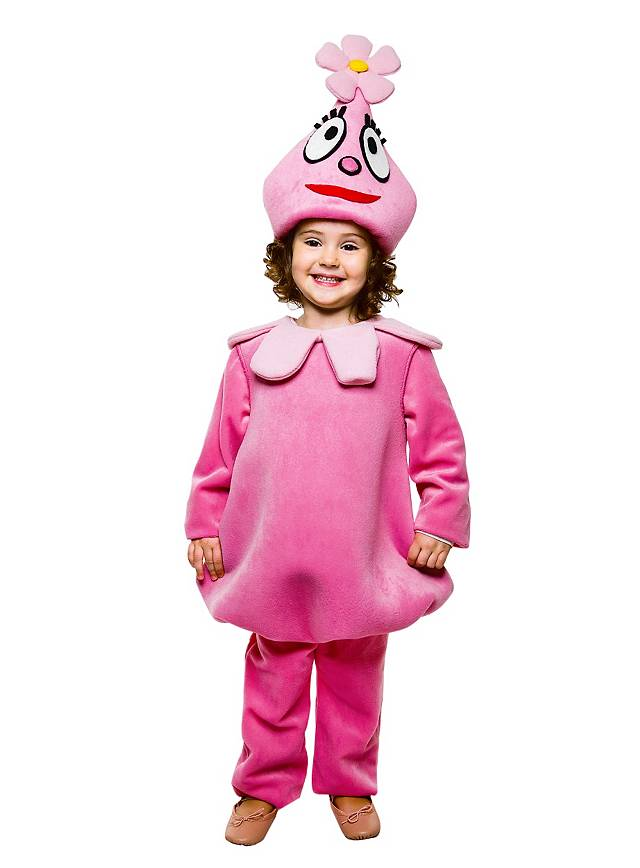 Yo Gabba Gabba Foofa Kids Costume Maskworld Com