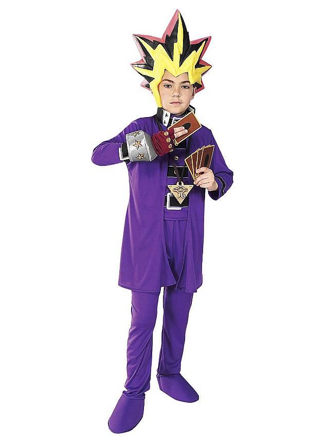 Yu-Gi-Oh Yugi Muto Kids Costume