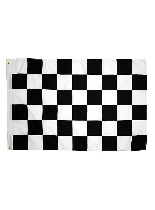 Zielflagge groß