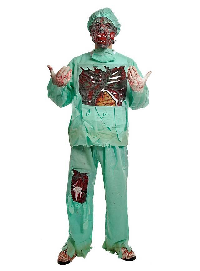 zombie doktor kost m. Black Bedroom Furniture Sets. Home Design Ideas