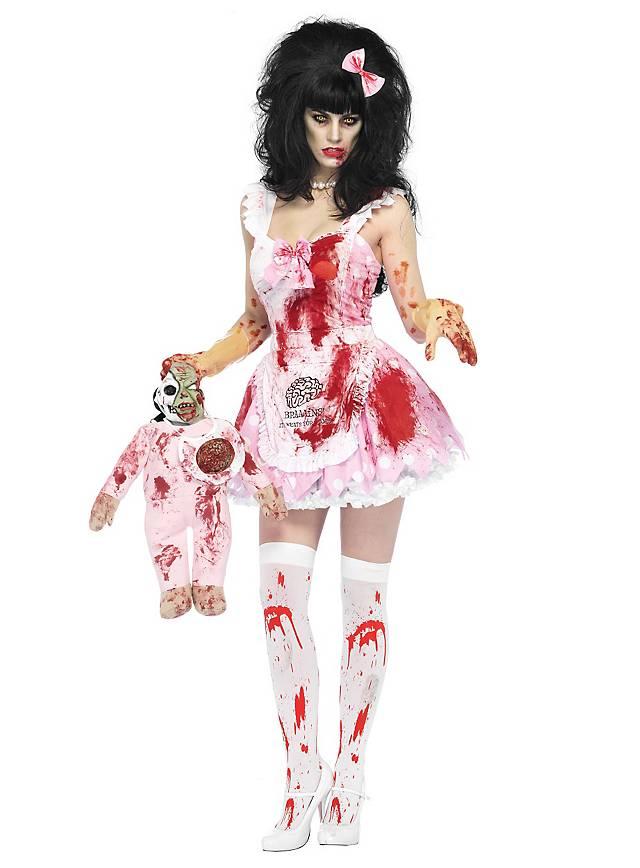 zombie hausfrau kost m. Black Bedroom Furniture Sets. Home Design Ideas