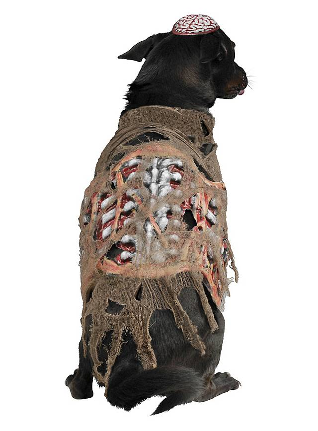 Zombie Hundekostüm