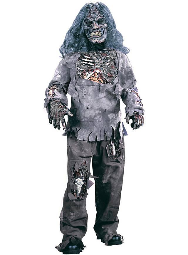 Zombie Kinderkostüm