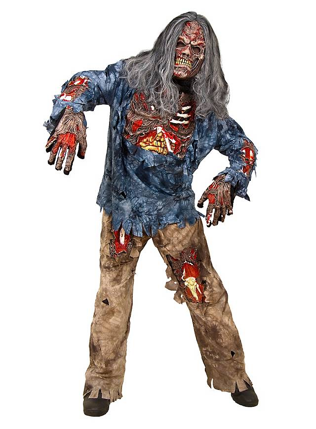 zombie kost m. Black Bedroom Furniture Sets. Home Design Ideas