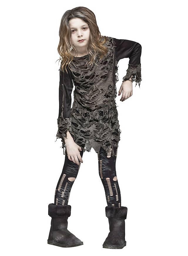 Zombie Madchenkostum Fur Halloween Und Fasching Maskworld Com