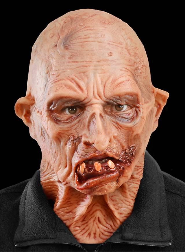 zombie opa maske aus latex. Black Bedroom Furniture Sets. Home Design Ideas