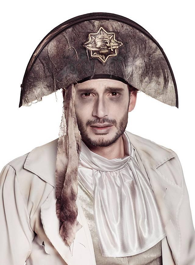 Zombie Pirat Dreispitz