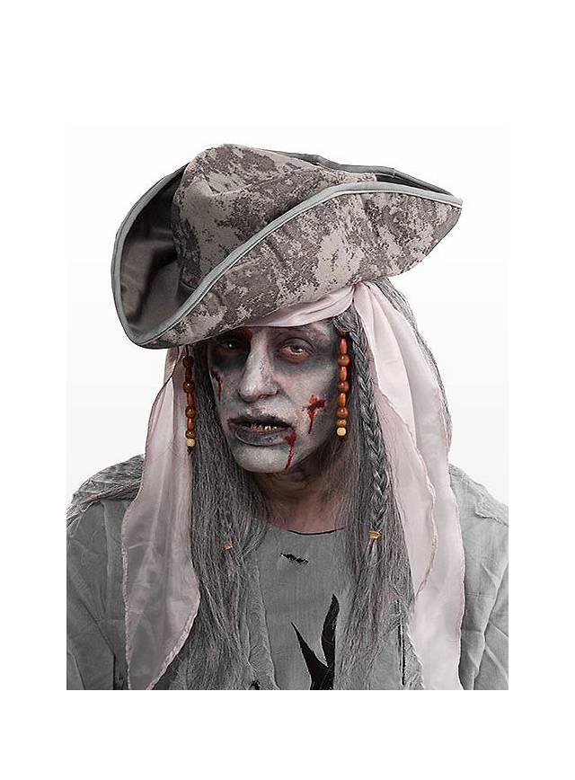 Zombie Pirat Perücke