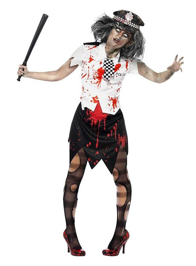 Zombie Politesse Kostüm
