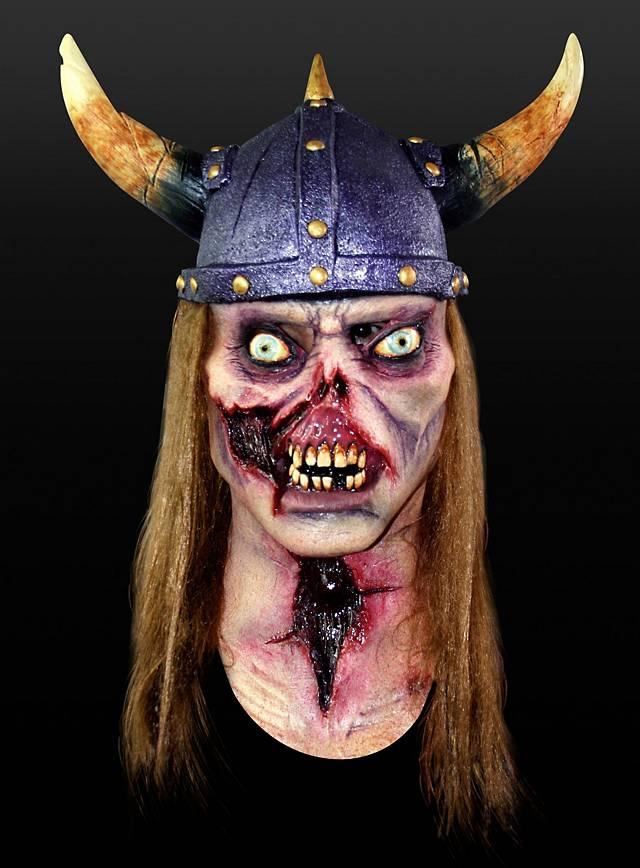 Zombie Viking Mask Maskworld Com