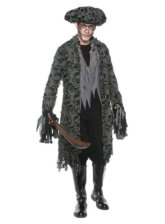 Zombiepirat Kostüm