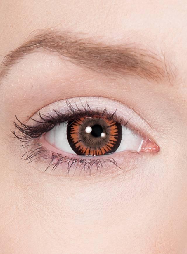 Zwielicht Vampir Kontaktlinsen