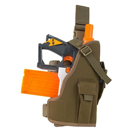 Blasterparts Multi Holster MX - suitable for Nerf Blasters (left) - coyote