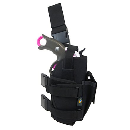 Blasterparts Multi Holster SX - suitable for Nerf Blasters (left) - black