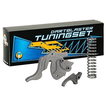 Blasterparts - Tuning-Set für Gunmetal Hammershot