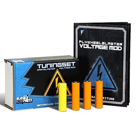 Blasterparts - Voltage-Set für Nerf Doomlands Impact Zone Desolator