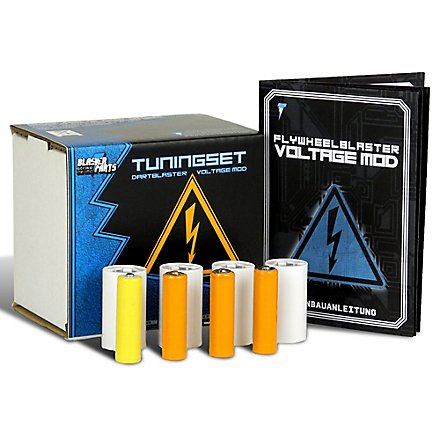 Blasterparts - Voltage-Set Nerf N-Strike Elite Hyperfire
