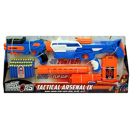 BuzzBee - Air Warriors Tactical Arsenal IX