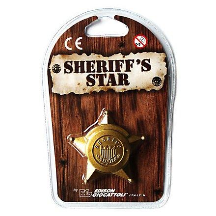 Edison - Sheriffstern