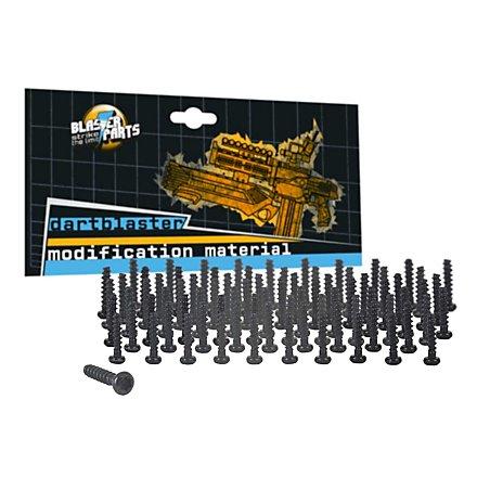 Ersatzschrauben passend für Nerf Blaster 10mm 80 Stück - Torx T8