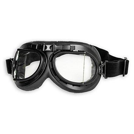 Fliegerbrille schwarz