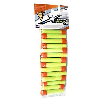 LANARD 14er Dart Refill Pack for Scatter Blast & Triple Shot
