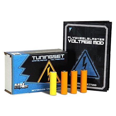 blasterparts modification kit for nerf n strike elite rayven
