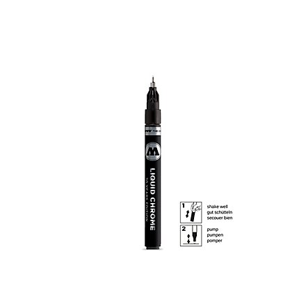Molotow - Liquid Chrome Marker 1mm