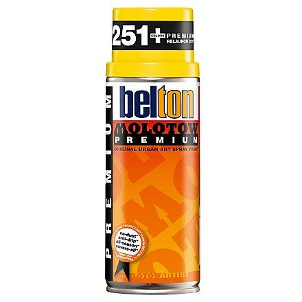 Molotow Premium Sprühdosen 400ml in verschiedenen Farben 003 Kadmiumgelb