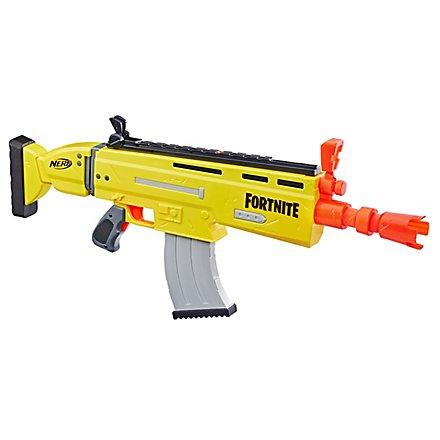Nerf Fortnite Ar L Scar Dartblaster Blasterparts Com
