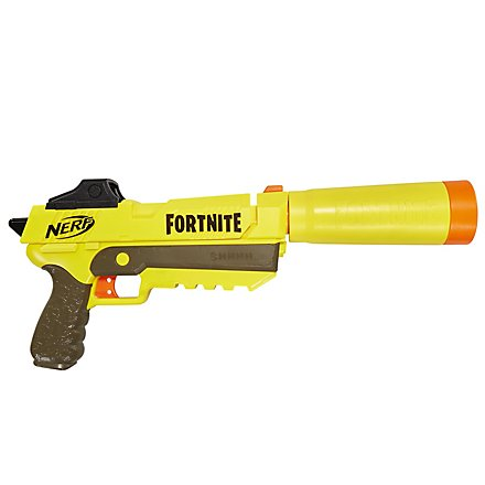 NERF - Fortnite SP-L (Supressed Pistol) Dartblaster