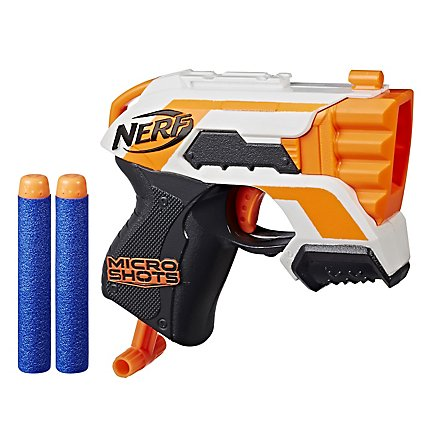 NERF - MicroShot Rough Cut