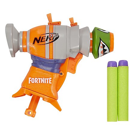 NERF MicroShots - Fortnite Rocketlauncher Dartblaster