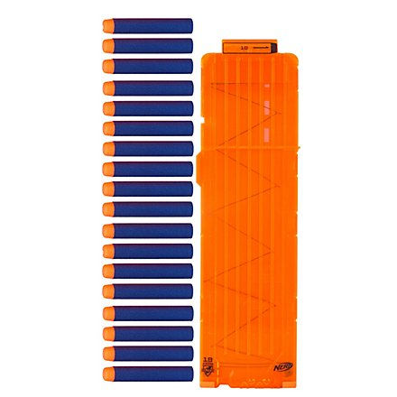 Nerf N-Strike Elite 18 Dart Clip Magazine in Sustainable Packaging