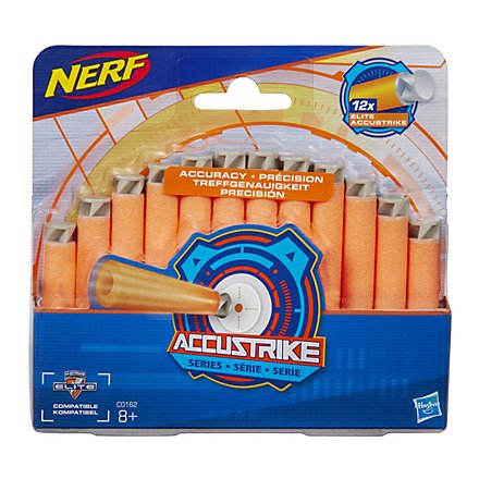NERF - N-Strike Elite AccuStrike 12 Dart Nachfüllpack